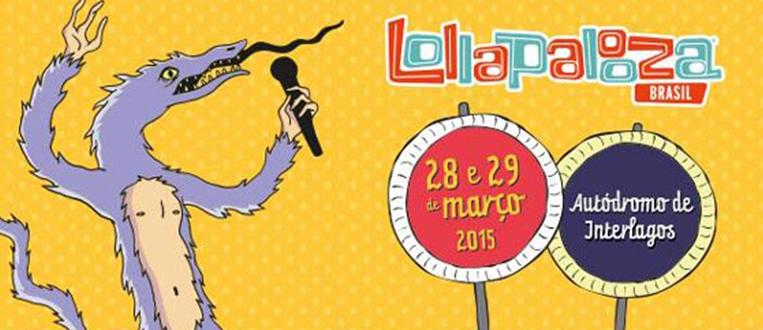 Saiba a programação completa do Lollapalooza!