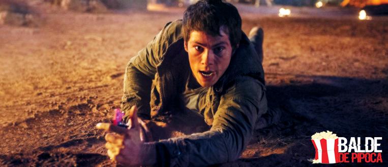 """Primeiras imagens de """"Maze Runner: Prova de Fogo"""""""