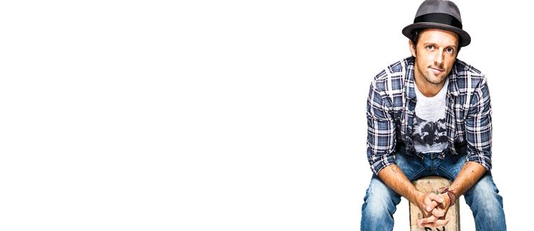 Jason Mraz faz shows no Brasil em abril!
