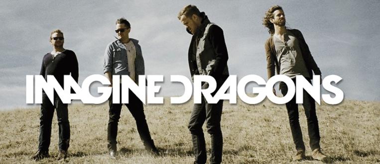 Imagine Dragons volta ao Brasil em Abril!