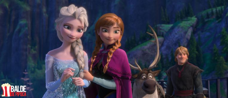 """""""Frozen 2"""" foi confirmado oficialmente!"""