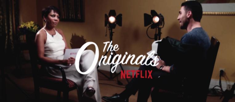 Confira a entrevista da Netflix, em que atores de diferentes séries originais se entrevistam!