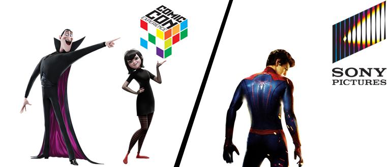 Comic Con Experience 2015 confirma presença da Sony Pictures!