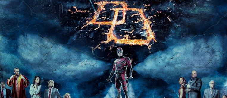 Data de estréia da segunda temporada de Demolidor é divulgada!
