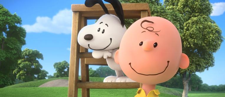 """Aqueça seu coração com o filme """"Peanuts"""" nessa semana!"""