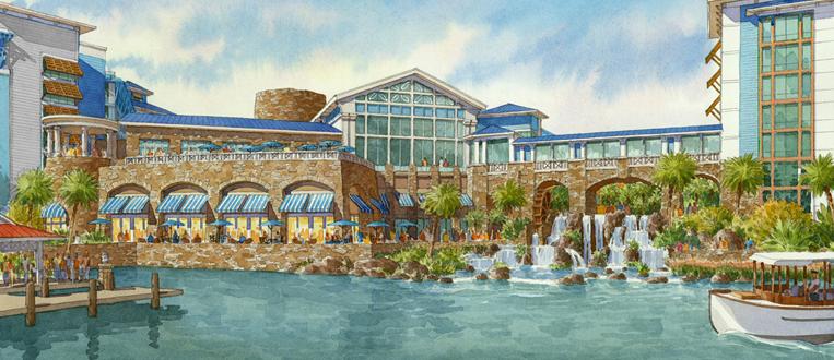 O mais novo hotel do Universal Orlando, Loews Sapphire Falls Resort, lança oferta incrível!