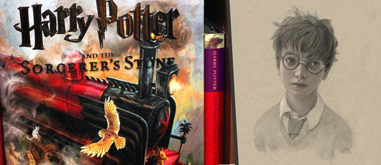 """""""Harry Potter e a Pedra Filosofal"""" ganha versão ilustrada com lançamento em junho no Brasil!"""