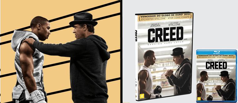 Saga de Rocky Balboa completa 40 anos com Creed: Nascido para Lutar!