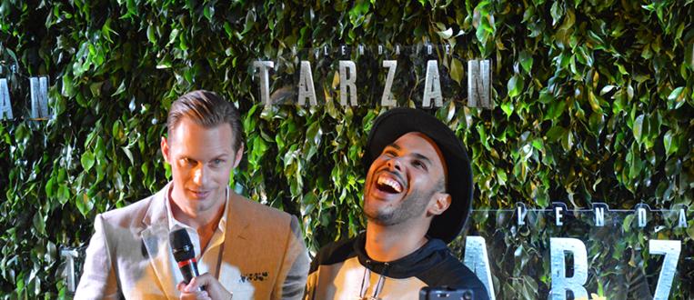 """Tudo que você precisa saber sobre """"A Lenda de Tarzan"""", que estreia hoje!"""