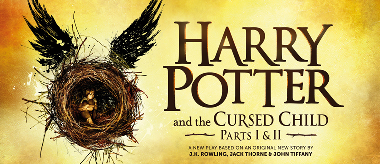 "Confira o que achamos de ""Harry Potter And The Cursed Child""!"