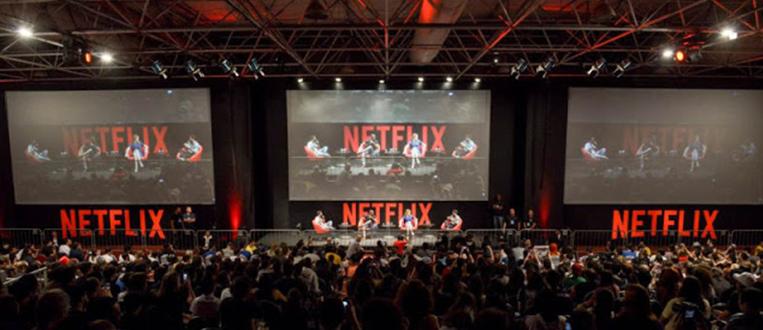 Tudo que você precisa saber sobre a participação da Netflix na CCXP 2016!
