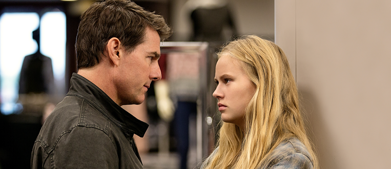 "Tom Cruise fala sobre ""jack Reacher: Sem Retorno"""