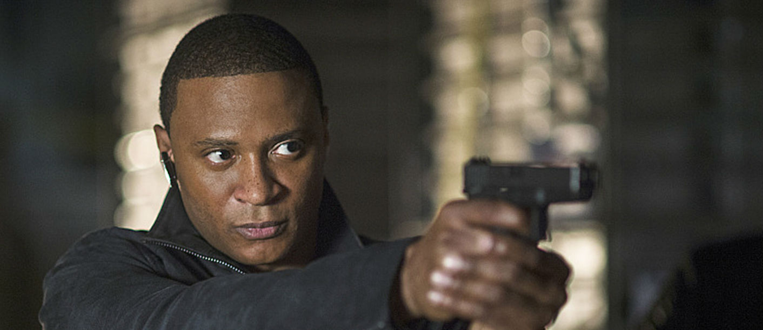 David Ramsey, de Arrow e Dexter, estará na Comic Con Experience 2016