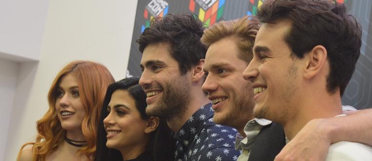 """Tudo sobre a participação do elenco de """"Shadowhunters"""" na Comic Con Experience!"""