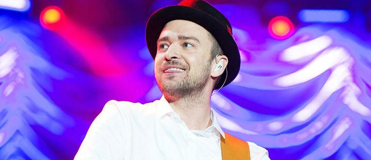 Justin Timberlake é confirmado no Rock in Rio!