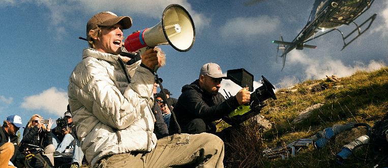 "Michael Bay fala sobre os bastidores de ""Transformers: O Último Cavaleiro"""