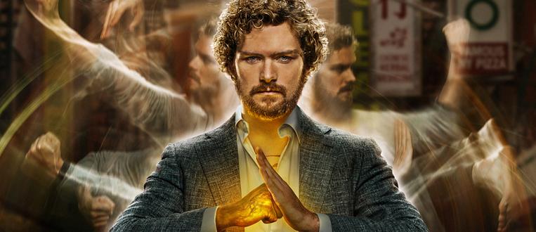 """Primeiras impressões de """"Punho de Ferro"""", nova série da Netflix!"""