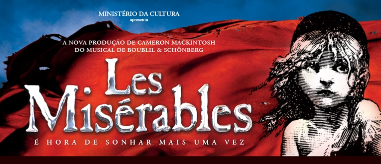 Musical Les Misérables terá sessão beneficente!