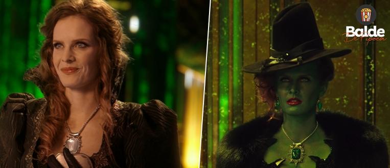 """Confira nossa entrevista com Rebecca Mader, a Zelena de """"Once Upon a Time""""!"""