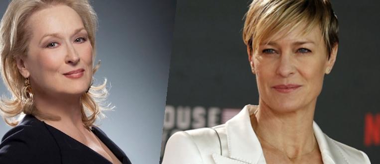 Meryl Streep virá ao Brasil para debater sobre o empoderamento feminino!