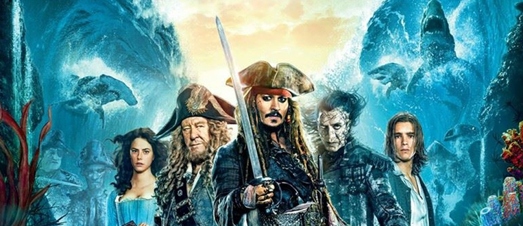 """Crítica – """"Piratas do Caribe – A Vingança de Salazar'"""""""
