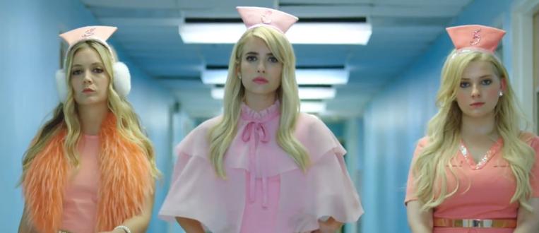 """""""Scream Queens"""" é oficialmente cancelada pela FOX"""