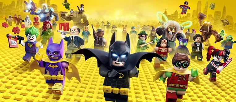 LEGO Batman: O Filme já esta disponível em Blu-ray 3D, Blu-ray e DVD
