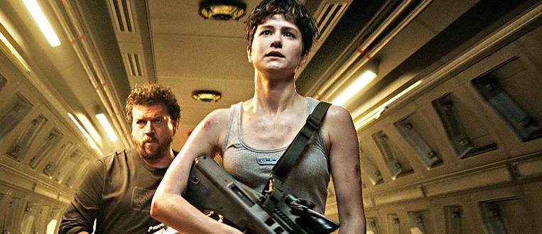 Alien: Covenant já está disponível em DVD e Blu-ray!