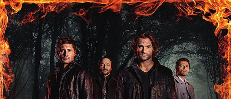 Décima segunda temporada de Supernatural já está disponível nas lojas!