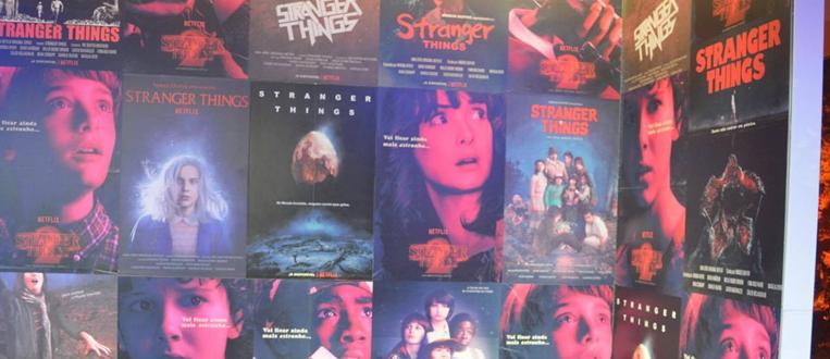 """Netflix realiza ação incrível para fãs de """"Stranger Things"""" em São Paulo!"""