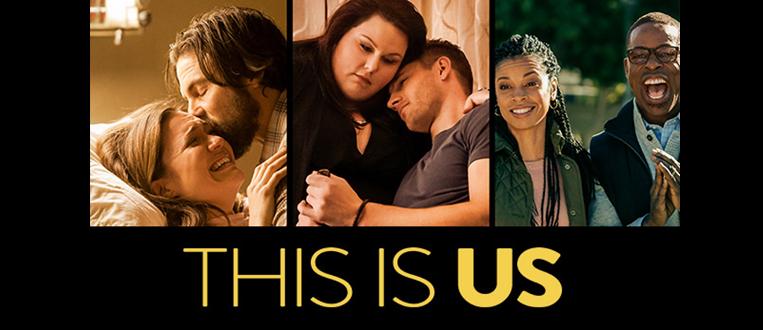 """Muita emoção com a primeira temporada de """"This Is Us""""!"""