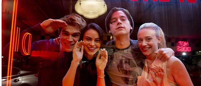 Segunda temporada de Riverdale terá estreia simultânea com os EUA na Warner!