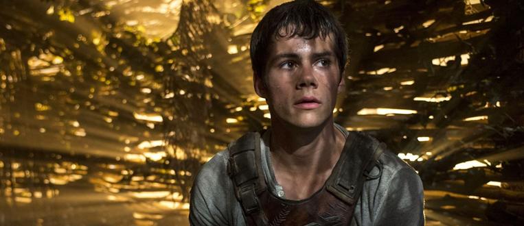 """Dylan O'Brien estará na CCXP 2017 para divulgar """"Maze Runner""""!"""