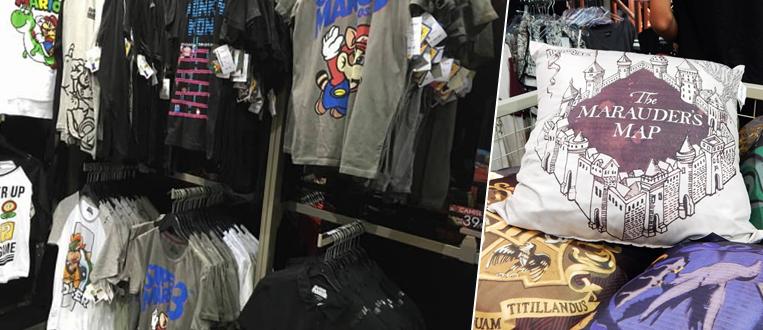Riachuelo lança coleções exclusivas na Comic Con Experience!