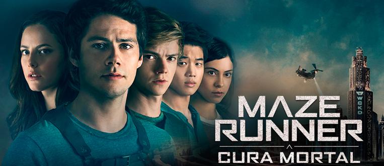 """""""Maze Runner"""" assume o controle do Waze para promover lançamento do filme"""