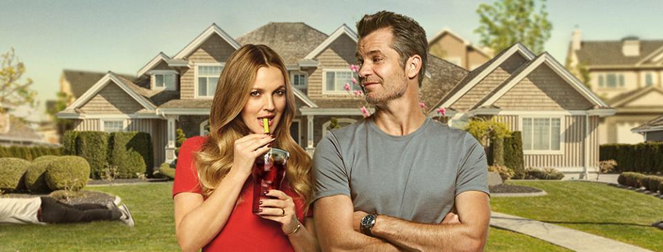 Netflix revela as primeiras imagens da segunda temporada de Santa Clarita Diet!
