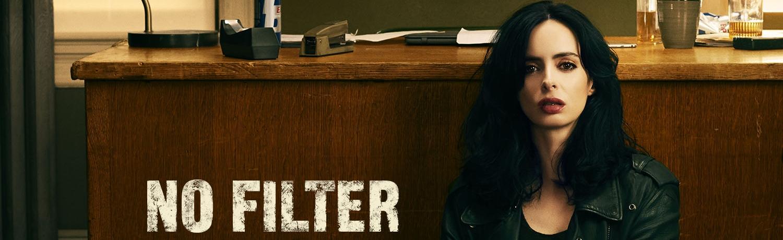 Netflix divulga novo trailer da segunda temporada de Jessica Jones!