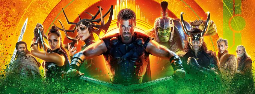 Thor: Ragnarok – DVD e Blu-ray ganham data de lançamento no Brasil