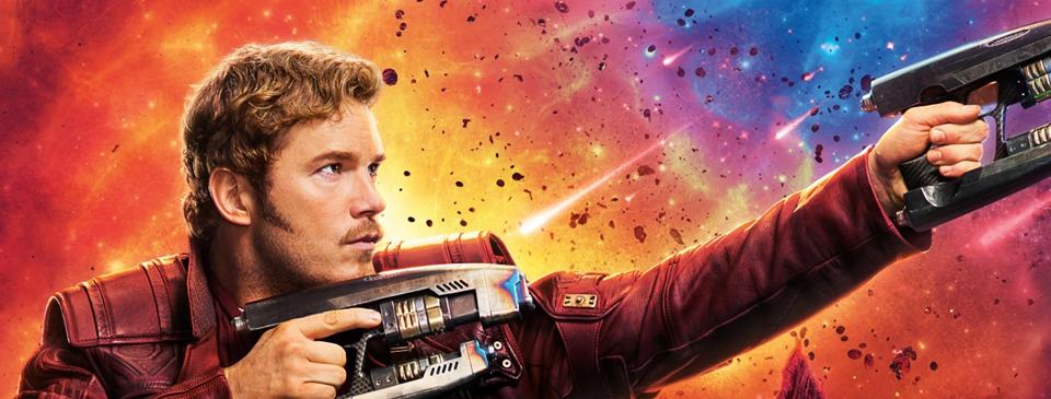 """Chris Pratt vem ao Brasil para tour de """"Vingadores: Guerra Infinita"""", da Marvel Studios!"""