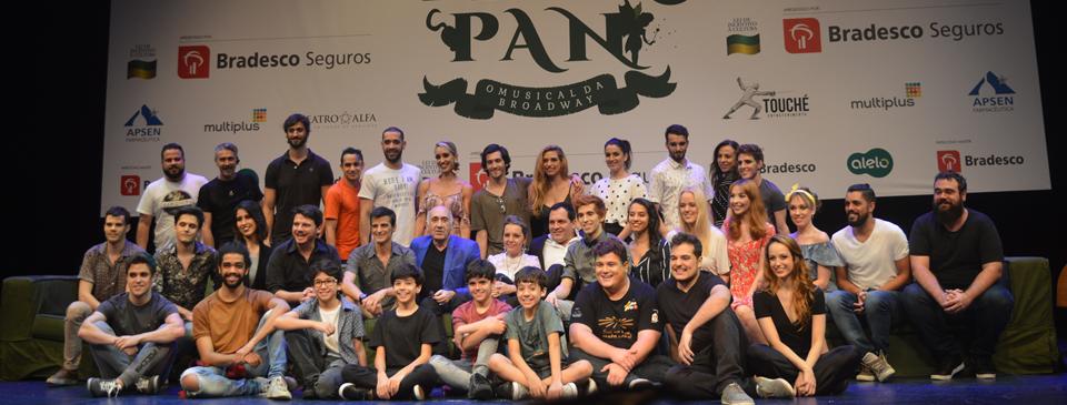 """Tudo sobre a coletiva de imprensa do musical """"Peter Pan"""""""