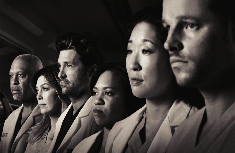 """5 motivos para assistir """"Grey's Anatomy"""""""