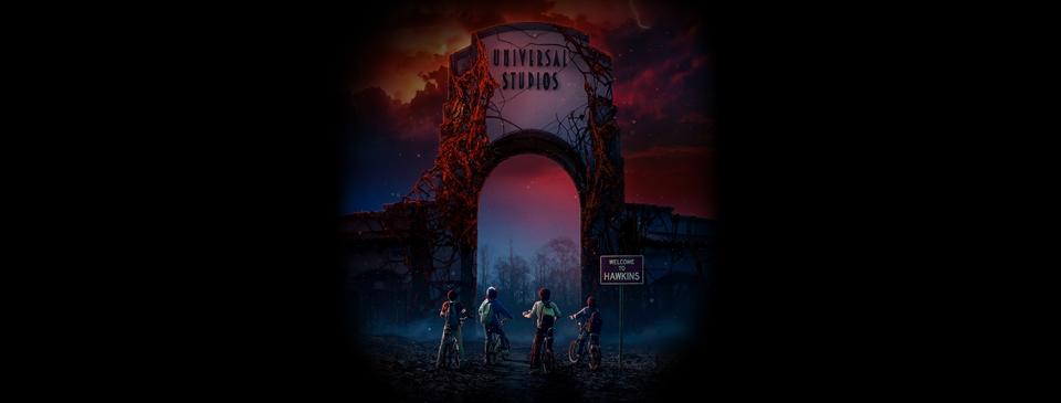 Stranger Things é atração do Halloween Horror Nights nos parques da Universal