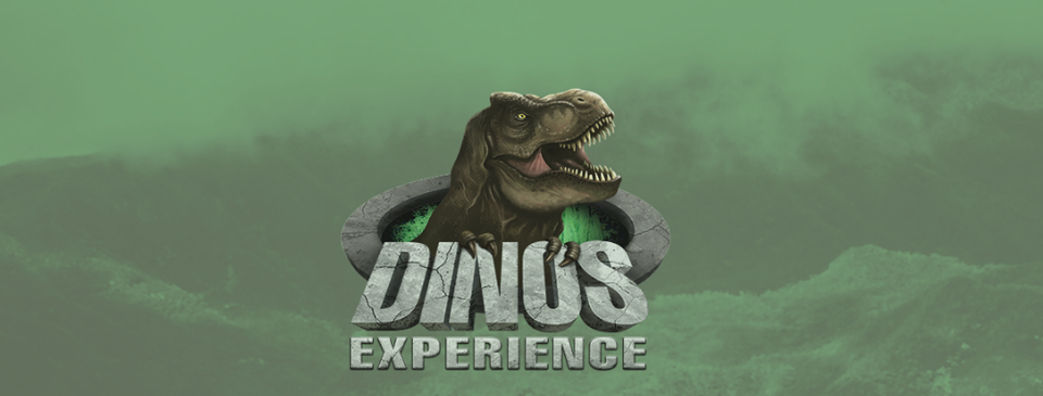 Os Dinossauros estão chegando no Shopping Eldorado em SP
