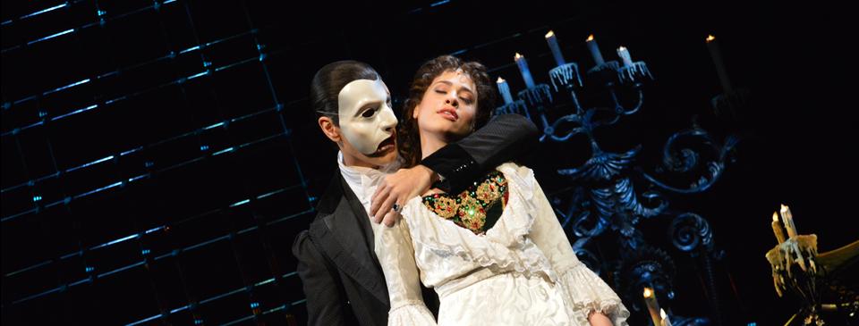 """5 motivos para você assistir """"O Fantasma da Ópera"""", musical que estreia em agosto no Teatro Renault!"""